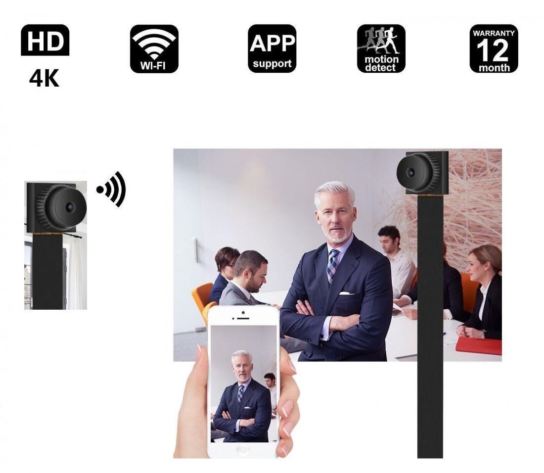 4K WIFI Camera (2)