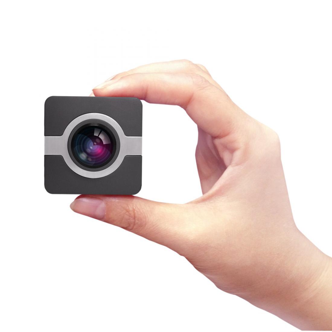Matecam X1 Mini DVR Wifi APP HD 1080P 4K-HI Bike Helmet Cam Sports DV Action DVR Waterproof Dash Camera SONY LENS FHD Car Dash Cam Action Camera Cam Camcorder Black box Red (2)