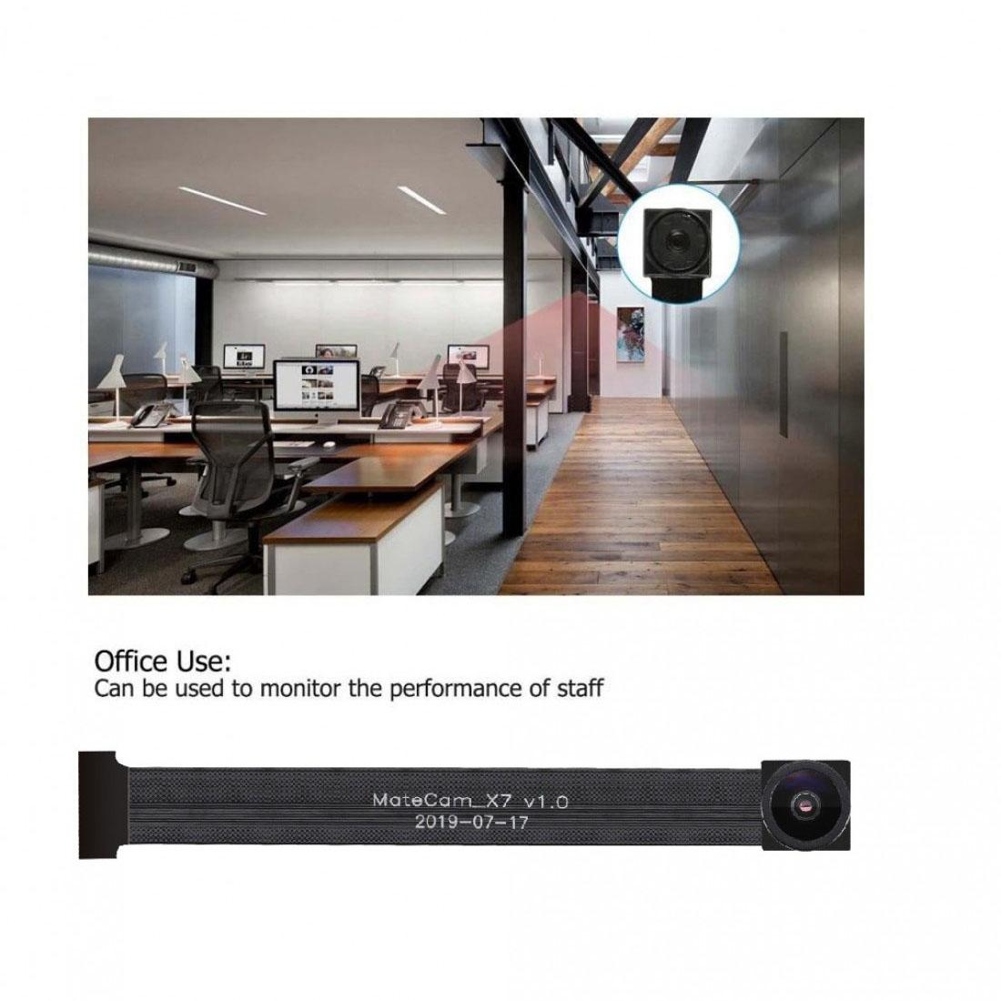 Real 4K Lens Module 120 Degree 10CM for DIY X7 Ultra 4K DIY X7 Wireless Mini Camera (2)
